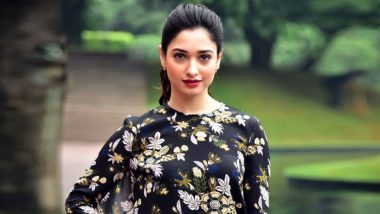 Tamannaah Bhatia: Every Film Needs Female Lead Just Like Male Lead