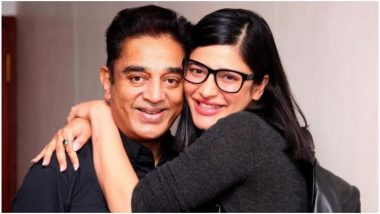 Shruti Haasan Opens Up About Working With Family in a Film