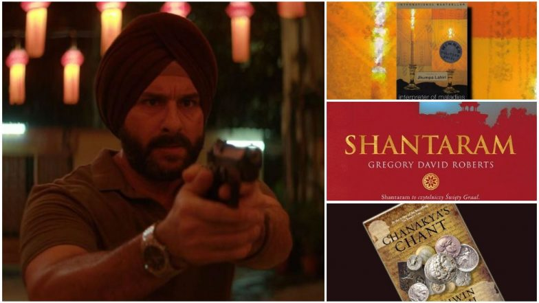 Sacred Games: 5 Indian Fiction Novels We Want Netflix To Adapt Next