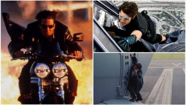 Mission: Impossible - Fallout: 5 Awesome Sequences in Tom Cruise's Action Franchise That Made Our Jaws Drop - Watch Videos