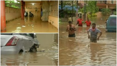 Bhubaneswar Reels Under Heavy Rains & Floods, Locals Say Houses Filled With Water, but No Steps Taken by Government