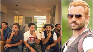 Saif Ali Khan's Alien Based Go Goa Gone Sequel Gets Delayed Because of This Legal Battle Over 'Stree'?