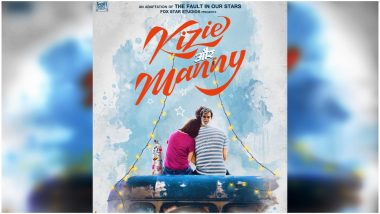 Kizie Aur Manny First Look: Rajinikanth Plays a Major Presence in the Poster of Sushant Singh Rajput-Sanjana Sanghi's The Fault In Our Stars Remake