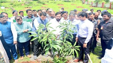 Maharashtra's Van Mahotsav Initiative 2018: State Forest Department Claims To Have Planted 2 crore plants in Just four days