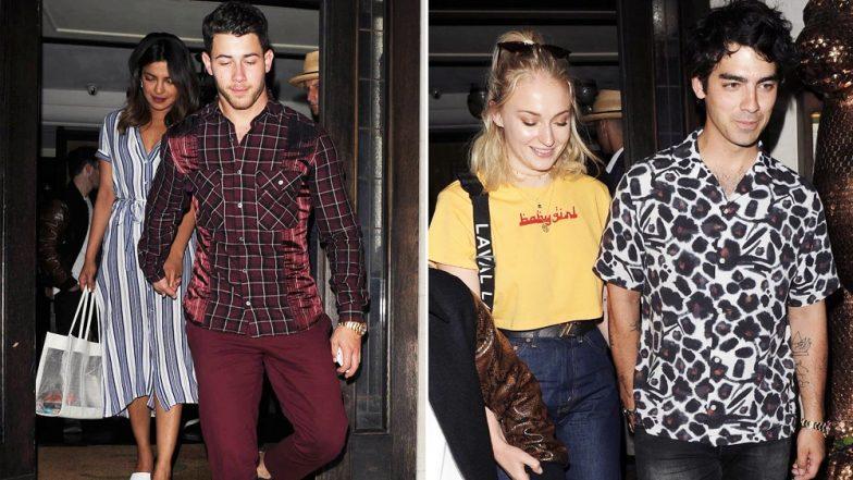 Priyanka Chopra-Nick Jonas Engaged: Sophie Turner, Joe Jonas Welcome PeeCee to the Family