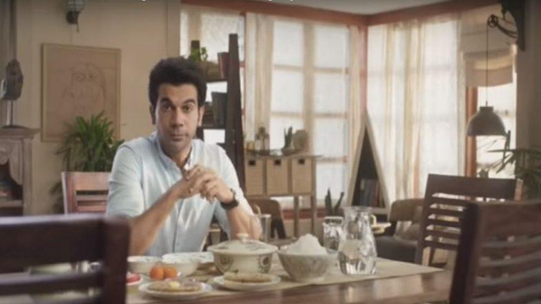 Raj Kumar Rao Urges People to Practice 'Aaj Se Thoda Kam' for Good Health, Here's Why! (Watch video)