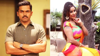 Sri Reddy in More Trouble! Karthi Asks for Proof and Assures Official Statement from Nadigar Sangam