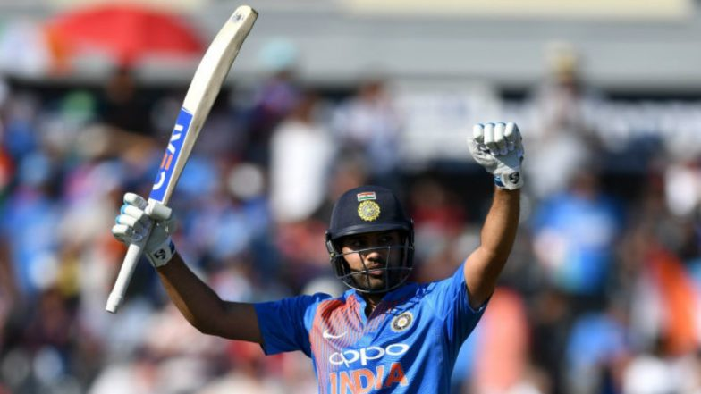 Rohit Sharma Scores 3rd T20I Century As India Beat England to Clinch Series 2–1