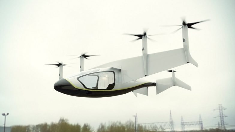 Rolls Royce Flying Taxi Currently Under Works; Likely to Be Launched by Early 2020s