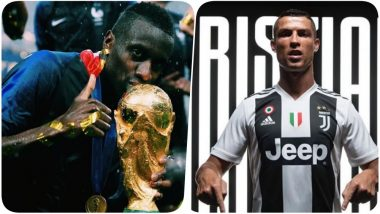 'Cristiano Ronaldo Will be Privileged to Share the Locker Room With the World Champion,' Taunts his Juventus Teammate Blaise Matuidi
