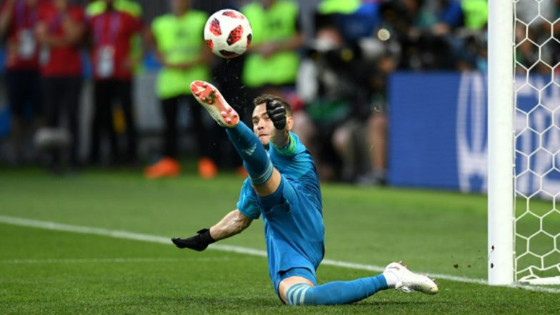 Russia Knocks Out Spain From 2018 FIFA World Cup in Penalty Shootout! Watch Video of Goalkeeper Igor Akinfeev Saving Iago Aspas' Kick to Reach Quarterfinals