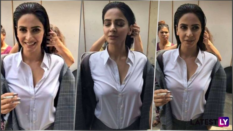 Saba Qamar Video Going Braless in White Shirt Leaked After Private Photos Cause Uproar on Social Media!