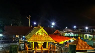 Sabarimala Row: Temple Opens Amid Tight Security for Two-Months Long Pilgrim Season