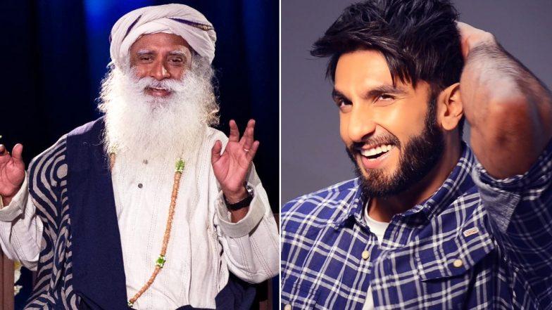 Ranveer Singh To Throw Googlies at Sadhguru! Love, Leadership and Life Will Be Discussed?