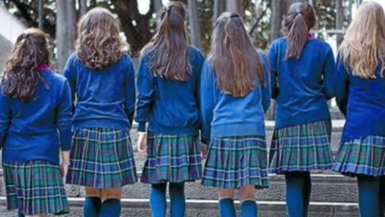 Skirts Banned in 40 Secondary Schools in England to Support Gender Neutrality