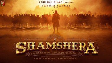 Ranbir Kapoor Starrer Shamshera to Release in 2021?