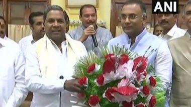 Dinesh Gundu Rao is New Karnataka Congress Chief
