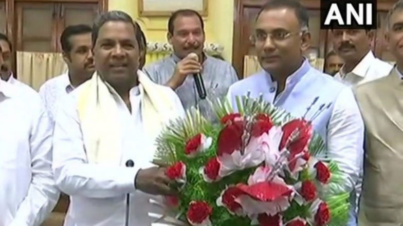 Dinesh Gundu Rao is New Karnataka Congress Chief