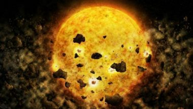 NASA Scientists See First Signs of One Young Star Devouring Planets, Check Video