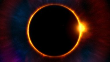 Solar Eclipse 2021 Live Streaming Details and How to Watch 'Ring of Fire' Online: Annular Solar Eclipse on June 10, Know Everything About the Surya Grahan