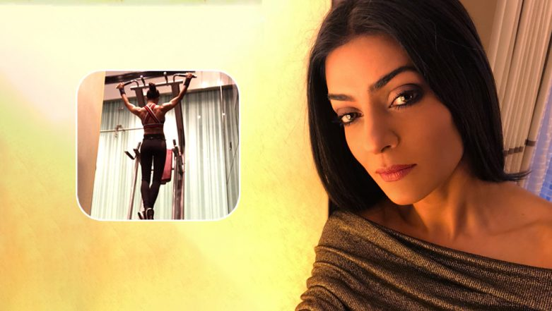 Sushmita Sen Is Partying Hard but Working Out Harder – See Pic