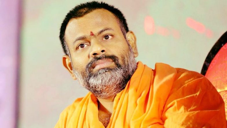 Swami Paripoornananda Banned From Entering Hyderabad For Six Months, Days After Kathi Mahesh Was Externed