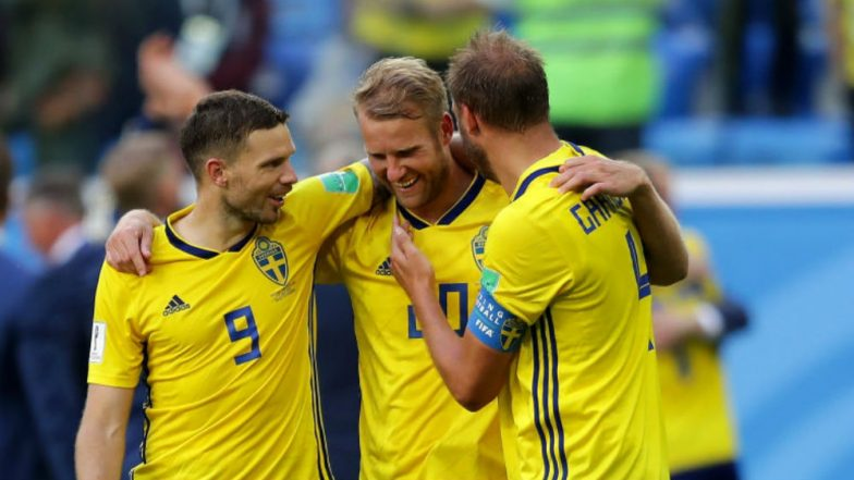 Sweden vs Switzerland Video Highlights and Match Result: Sweden Edge Past Switzerland to Enter 2018 FIFA World Cup Quarters