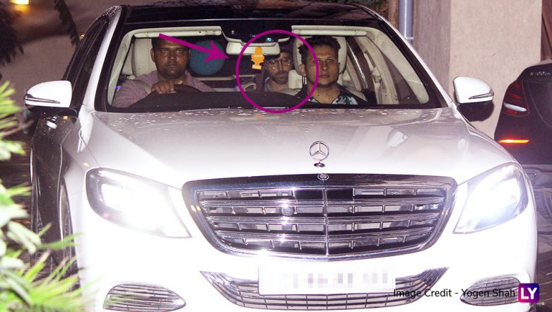 Hrithik Roshan's Lucky Car Number Makes Him A Superhero? View Pics to Find Out!