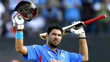 Yuvraj Singh Bought by Mumbai Indians During IPL 2019 Auctions; CSK & KXIP Have Epic Reaction to the Same!