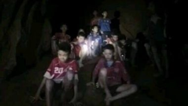 Football Team Stuck in Thailand Cave: Rescuers Struggles to Reduce Water Level to Free the Survivors