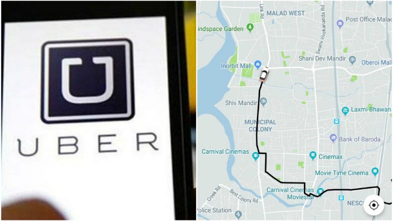 This Guy's Uber Driver Started a Trip Without a Pick Up and Charged Him for the Mystery Joy Ride!