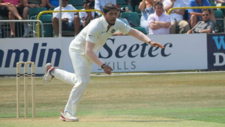 Umesh Yadav Says 'Healthy Rivalry Augurs Well for Team's Pace Attack' Ahead of 1st IND vs WI Test