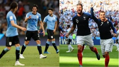 Uruguay vs France Highlights, Quarterfinal 2018 FIFA World Cup: FRA Qualify for Semifinal, URU Knocked Out