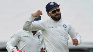 India's Number One Test Ranking Not in Danger, Even If Virat Kohli and Co Suffer Whitewash Against England