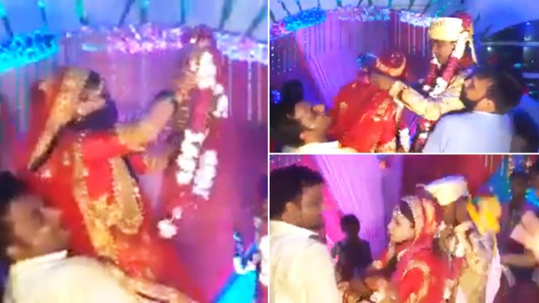 This Viral Video From Indian Wedding Will Make You Go 'WTF!'