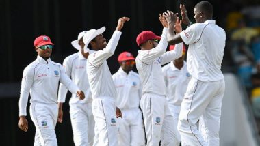Afghanistan vs West Indies Live Cricket Score, One-OFF Test 2019, Day 2: Get Latest Match Scorecard and Ball-by-Ball Commentary Details for AFG vs WI Test From Lucknow
