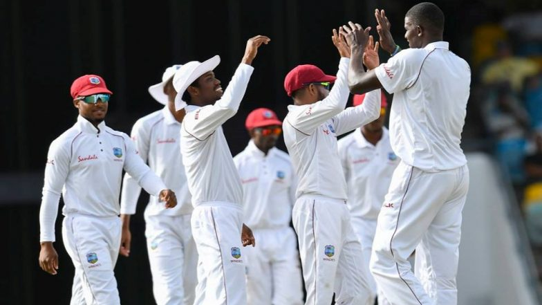 West Indies vs Bangladesh Test 2018 Live Cricket Streaming: Get Live Cricket Score, Watch Free Telecast of WI vs Ban, Test Match on TV & Online