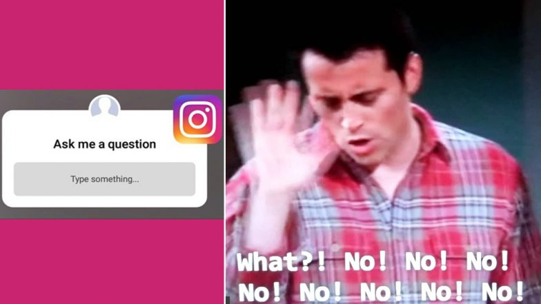 'Ask Me a Question' Is Instagram's Newest Feature; Netizens Respond With Funniest Memes