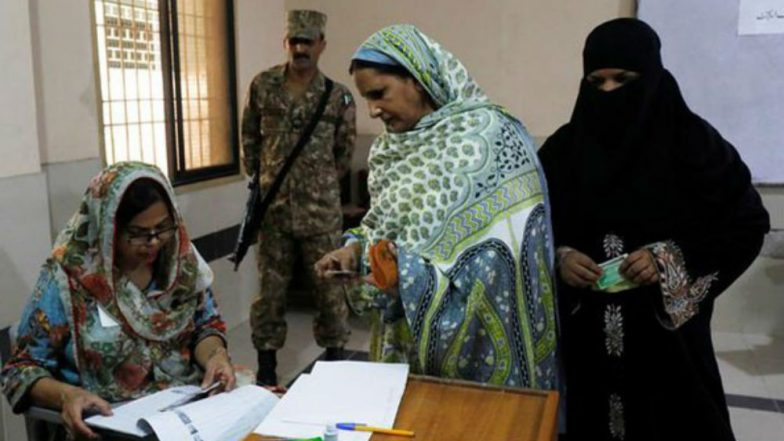 Pakistan Elections 2018: Low Turnout of Women Voters Will See Cancellation of All Votes, Says Election Commission of Pakistan