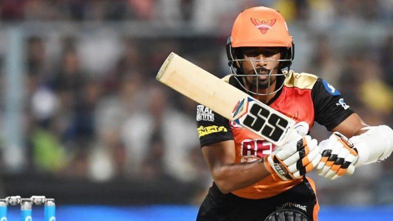 Wriddhiman Saha Injury Update: SRH Wicket-Keeper Batsman to Undergo a Surgery in Manchester