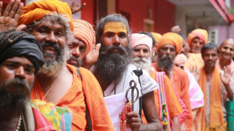 Amarnath Yatra: Fresh Batch of 2,201 Pilgrims Leave Jammu for Shirne in Kashmir Valley