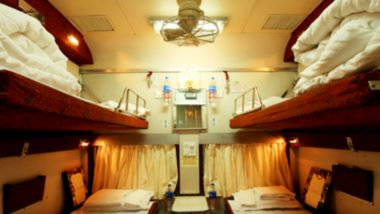 Buddhist Circuit Tourist Train Gets Swanky New LHB Rake With Upgraded Amenities, Attractive Deals and More