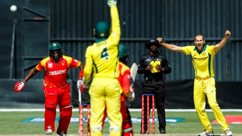 Zimbabwe vs Australia T20I 2018 Live Cricket Streaming: Get Live Cricket Score, Watch Free Telecast of ZIM vs AUS, Tri-Series T20 Match on TV & Online