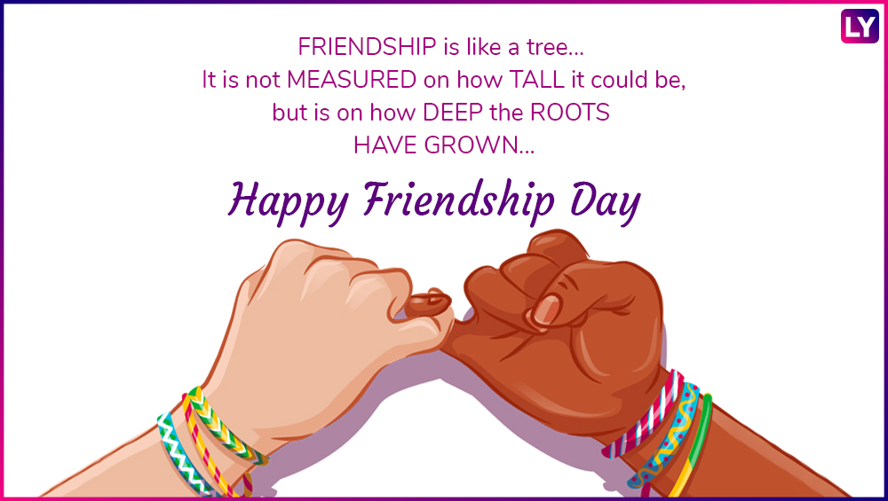 Friendship day 2018 wishes gif images sms whatsapp messages to friendship day 2018 messages to send to your best friends m4hsunfo