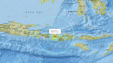 Indonesia Earthquake Lifts Lombok Island by 10 Inches