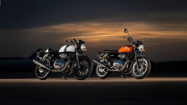 Royal Enfield Interceptor 650, Continental GT 650 Motorcycles to Launch Globally Tomorrow