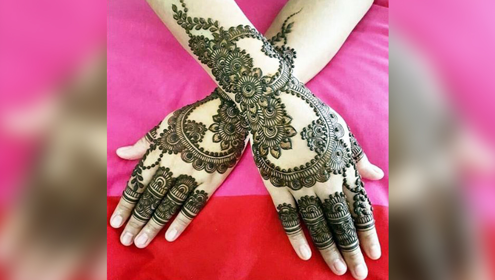 Kajari Teej 2018 Mehndi Designs Significance Of Applying Mehndi