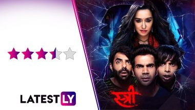 Stree Movie Review: Rajkummar Rao and Shraddha Kapoor's Horror Comedy Delivers Big Time on Laughs and Frights