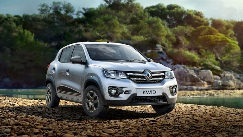 New 2018 Renault Kwid, Maruti WagonR Rival, Launched in India at Rs. 2.66 Lakh