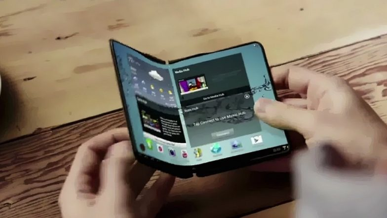 Galaxy F Could Be Samsung's First Foldable Smartphone; Hints CEO DJ Koh – Report